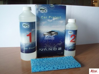 CAR PROTECT SET NANO SADA NA AUTO