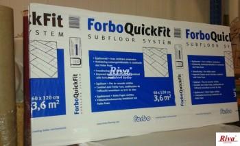 MDF Systém - QUICKFIT SUBFLOOR SYSTEM