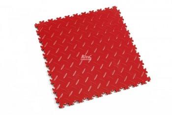 Fortelock 2010 (dezén: diamant) - Rosso Red, nejvyšší zátěž