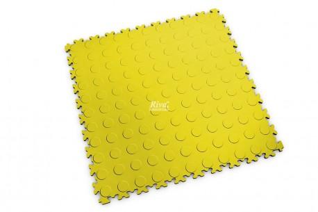 Fortelock Light 2080 (dezén: penízky) - Yellow, střední zátěž