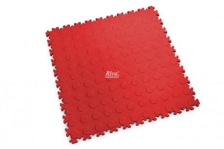 Fortelock Industry 2040 (dezén: penízky) - Rosso Red, nejvyšší zátěž