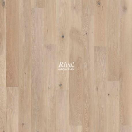 Shade Oak Satin White Plank, prkno 2200 x 162 x 14 MM