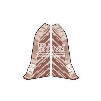 KONCOVKA LEVÁ K 29505-1 Kaštan korsický