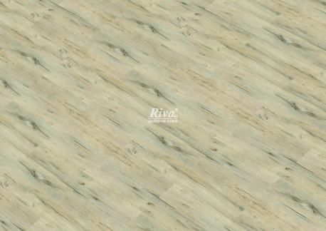 WELL-click, Borovice bílá - rustikal, 123,5*23 CM, tl.5,5 MM, zámkový spoj