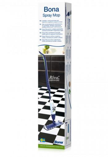 Spray Mop + 4L náplň na tvrdé podlahy