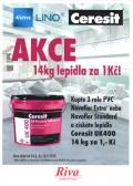 AKCE - lepidlo Ceresit UK400 14 kg za 1,- Kč
